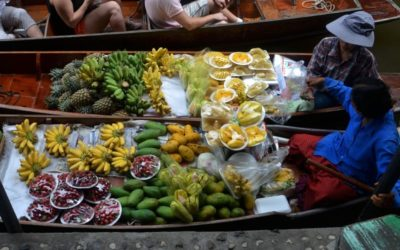 Must Visit Famous Floating Market