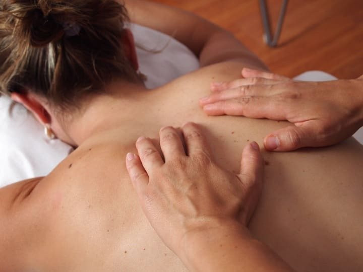 Back pain is defined as pain affecting the lower lumber region of the spine